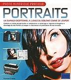 echange, troc Duncan Evans - Portraits : Photo numérique pratique