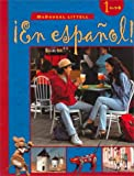 McDougal Littell ?En Espa?ol!: Student Edition Level 1 2000 (Spanish Edition)
