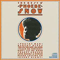 "Featured recording ""The Best of Phoebe Snow"""
