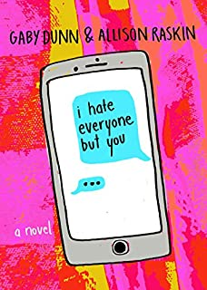 Book Cover: I Hate Everyone But You