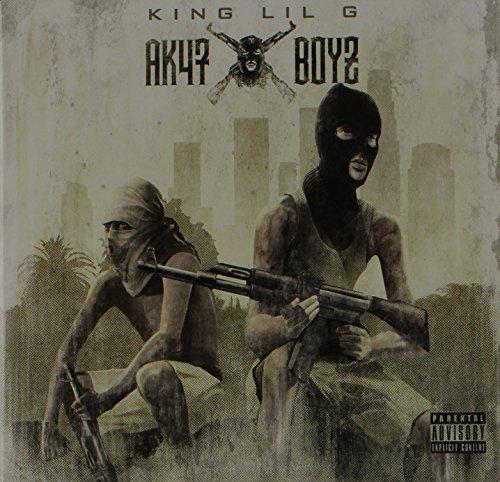 Ak47 Boyz by King Lil G (2014-08-19) (King Lil G Cd compare prices)