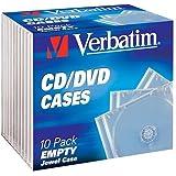 Verbatim CD/DVD-Leerhülle, 10er Pack