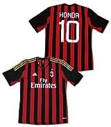 (即納) AC 半袖 ユニフォーム #10 本田圭佑(HONDA) 【adidas/】イタリア・セリエA XLサイズ