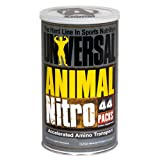 Universal Animal Nitro Sports Nutrition Supplement, 44-Count