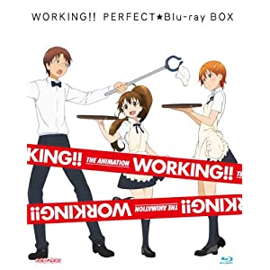 「WORKING!!」PERFECT☆Blu-ray BOX (2011)