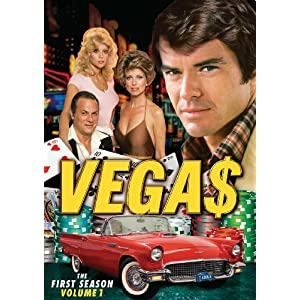 Vega$, Season 1, Volume 1 starring Tony Curtis.