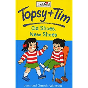 Topsy & Tim's New Shoes