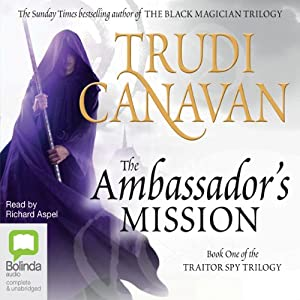 The Ambassador's Mission Audiobook