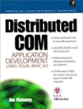 img - for Distributed COM Application Development Using Visual Basic 6.0 and MTS book / textbook / text book