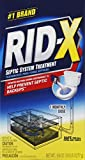 RID-X Septic Tank System Treatment, 1 Month Supply Powder, 9.8 Ounce