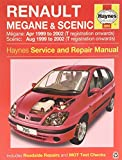 Renault Megane & Scenic Service and Repair Manual by null (2015-05-21)