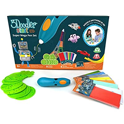 3Doodler Start Super Mega Pen Set by WobbleWorks, Inc.