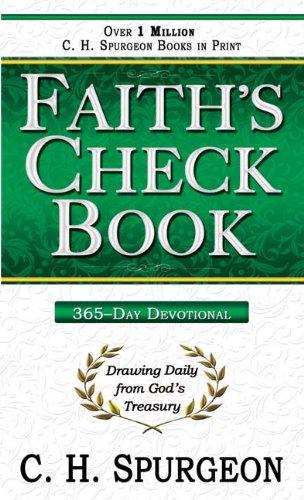 Faith's Check Book: 365-Day Devotional