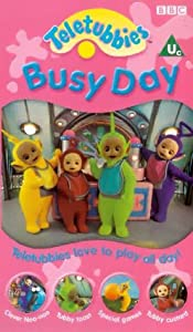 Teletubbies - Busy Day [VHS]