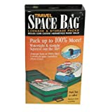 Travel Space Bags - No Vacuum Needed! Set of 3 - $10.99