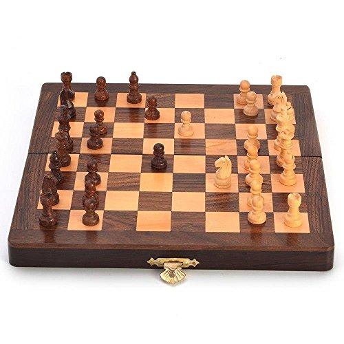 Designer Wooden Chess Board Handicraft Gift -115
