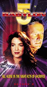 Babylon 5 - All Alone in the Night / Acts of Sacrifice [VHS]