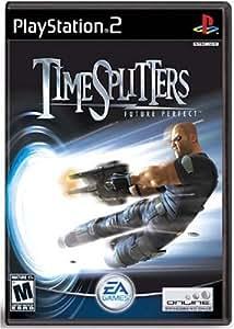 TIMESPLITTERS FUTURE PERFECT - PlayStation 2
