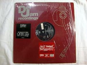 DMX, I Miss You / Number 11 - Vinyl
