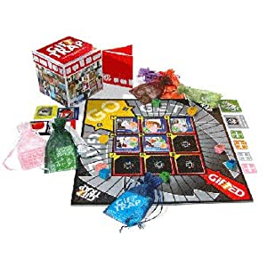 Gift Trap board game!