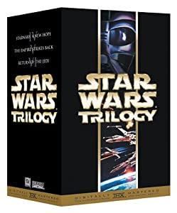 Star Wars Trilogy [VHS] by 20th Century Fox