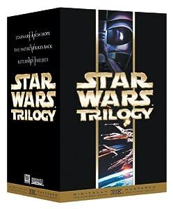 Star Wars Trilogy [VHS]
