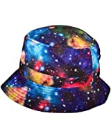 KBETHOS Fashion Galaxy Bucket Hats Caps (Size: Small)
