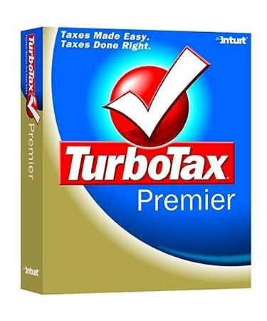 TurboTax Premier 2004 [Old Version]