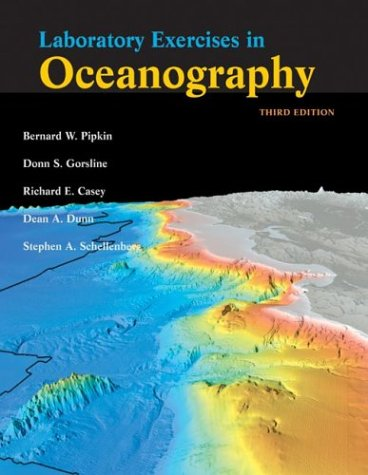 Laboratory Exercises in Oceanography