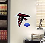 NFL Atlanta Falcons Teammate Logo Wall Sticker Decal