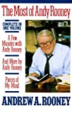 The Most of Andy Rooney (0883657651) by Rooney, Andy