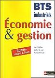 Economie et gestion BTS industriel