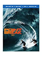 Point Break (Blu-ray 3D + Blu-ray + DVD + Digital Copy) by Warner Home Video