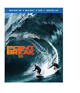 Point Break (Blu-ray 3D + Blu-ray + DVD + Digital Copy) by Warner Home Video