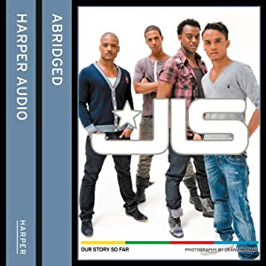 JLS: Our Story So Far Audiobook