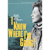 I Know Where I'm Going! (The Criterion Collection) (1945) ~ Wendy Hiller