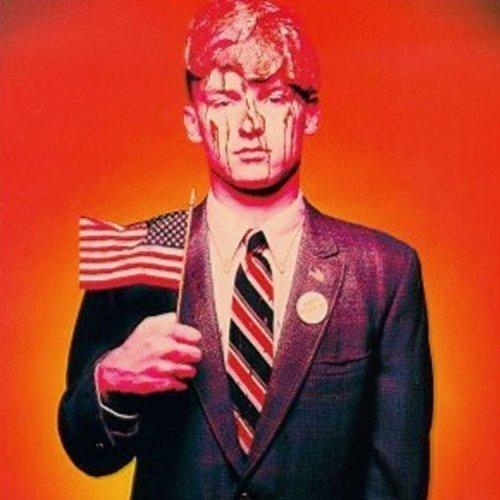 Original album cover of Filth Pig by Ministry