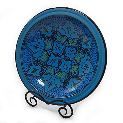 Le Souk Ceramique Small Serving Bowl, Sabrine Design