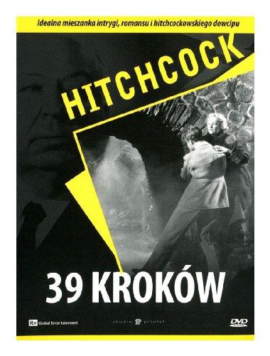 39 escalones (digipack) [DVD] [Region Free] (IMPORT) (No hay versión española)