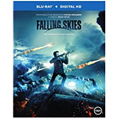 TNT's Epic Drama Falling Skies: The Complete Fourth Season Debuts June 2nd on Blu-ray and DVD