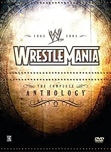 WWE: WrestleMania - The Complete Anthology, 1985-2005