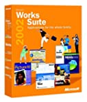 Works Suite 2002 CD (Word, Money, Aut...
