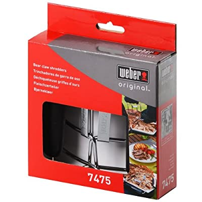 Weber 7475 Barbeque Bear Claw Lifters/Shredders