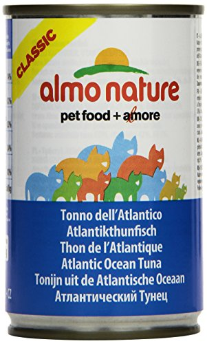 ALMO NATURE LEGEND CAT ATLANTIC TUNA 6 X 140 G