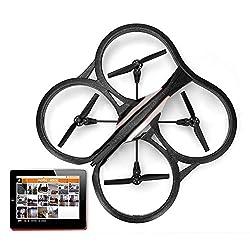 EverTrust(TM)Parrot AR Drone 1.0 & 2.0 Quadcopter Carbon Fiber CW CCW Propeller Black for Parrot AR Drone 1.0 & 2.0[...]