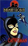 echange, troc Batman et robin serie animee : catwoman [VHS]