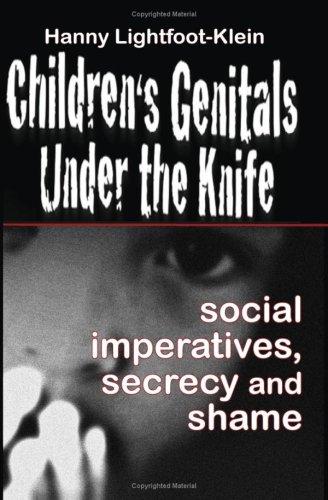 Children under the knife