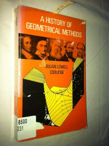 History of Geometrical Methods