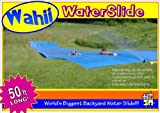 Wahii Waterslide fifty World's greatest Backyard drinking water Slide!