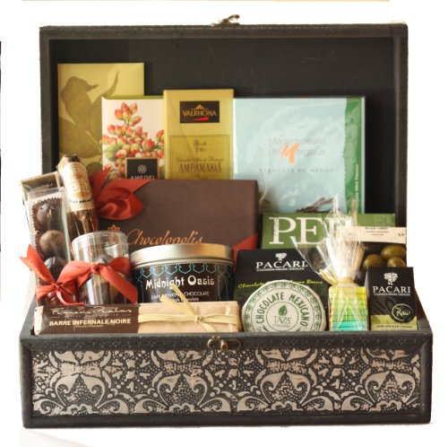 Chocolate Luxury Gift Basket